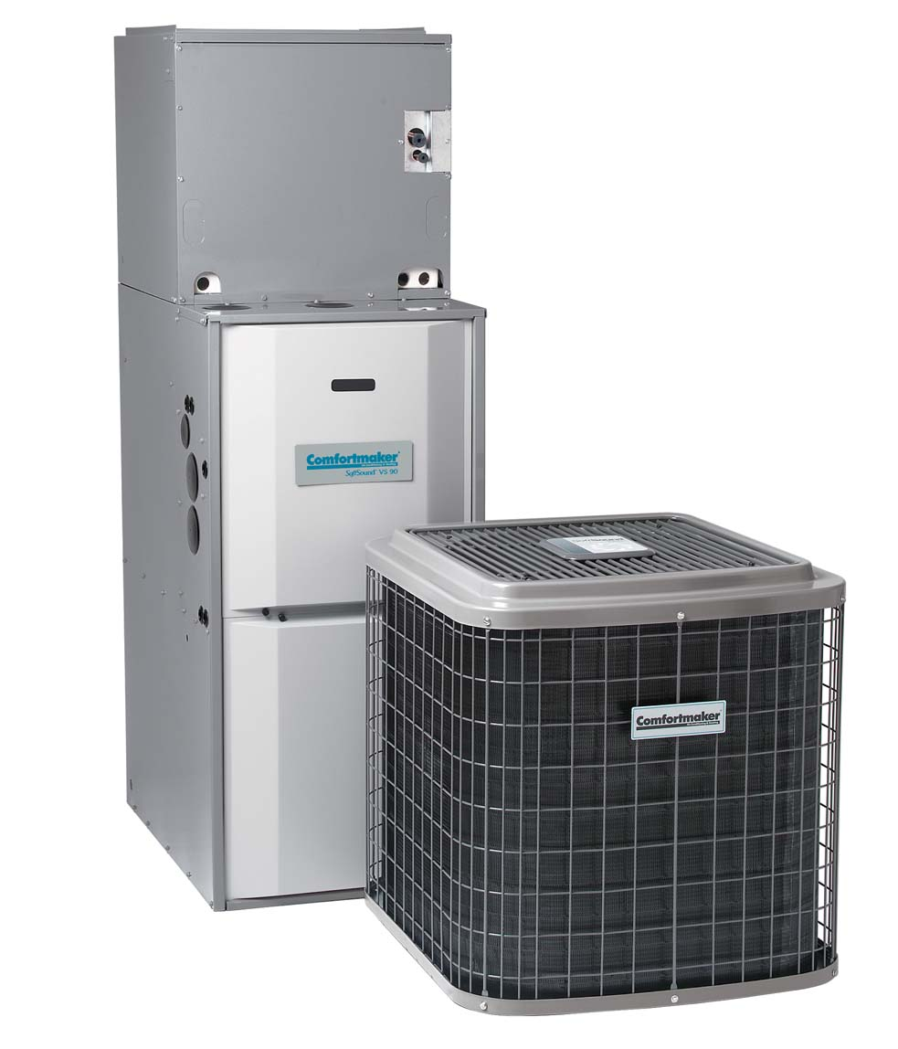 Furnace prices forced air furnace prices for Types of forced air heating systems