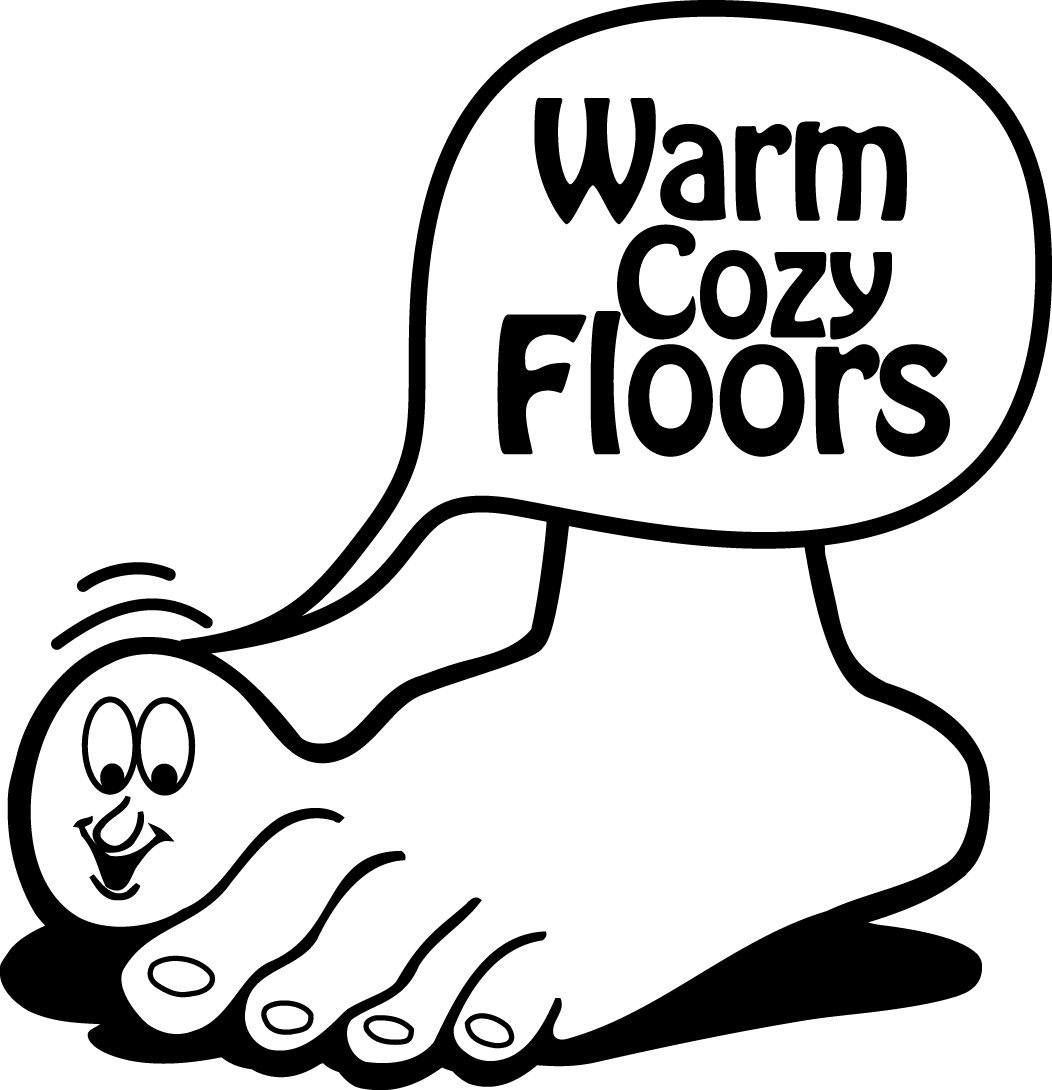 Radiant floors Warm toes radiant heat